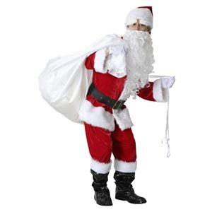 その他 クリスマスコスプレ/衣装 【ロイヤルサンタプレミアム】 メンズ180cm迄 ポリエステル 〔イベント パーティー〕 ds-1954324