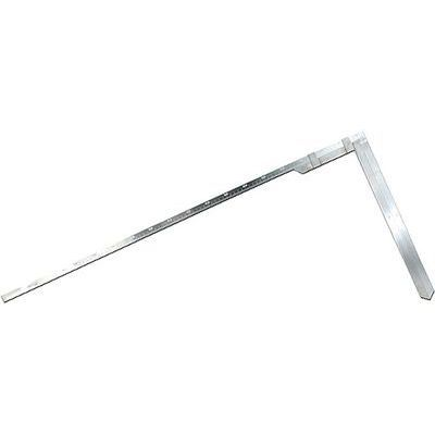 シンワ測定 材木尺 ステン 75表2 迅速な対応で商品をお届け致します NEW ARRIVAL 4960910635685 裏1目盛 63568