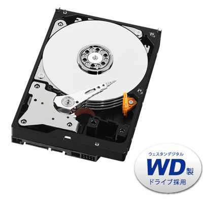 アイ・オー・データ機器 LAN DISK Aシリーズ専用交換用ハードディスク 6TB HDLA-OP6BG