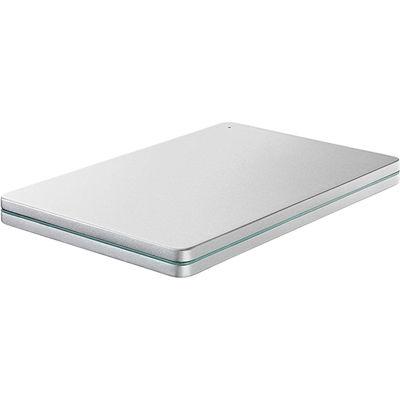 アイ・オー・データ機器 USB 3.0/2.0対応ポータブルハードディスク「カクうす」1TB Silver×Green HDPX-UTS1S