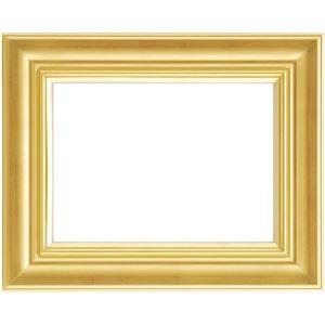その他 軽量 油絵額物/油額 【F6 ゴールド】 縦47.3cm×横57.8cm×高さ6.1cm 表面カバー:アクリル 『まじかるフレーム』 ds-1986494