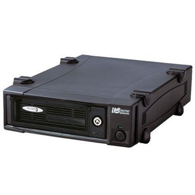 ラトックシステム USB3.0/eSATA リムーバブルケース (外付け1ベイ) SA3-DK1-EU3X