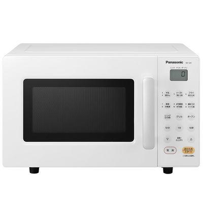 パナソニック 16L オーブンレンジ『エレック』1段調理タイプ(ホワイト) NE-SA1-W【納期目安:04/中旬入荷予定】