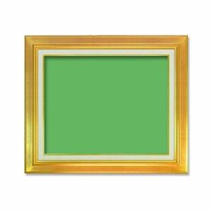 その他 【油額】油絵額・キャンバス額・金の油絵額・銀の油絵額 ■P8号(455×333mm)「ゴールド」 ds-1987145