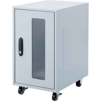 サンワサプライ 簡易防塵ハブボックス(4U) MR-FAHBOX4U