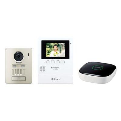パナソニック モニター壁掛け式ワイヤレステレビドアホンキット(ホームユニット付き) VL-SGZ30K【納期目安:2週間】