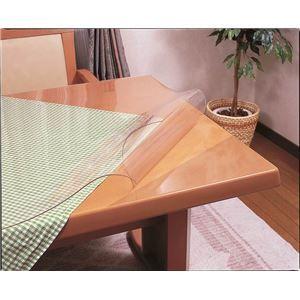 その他 透明抗菌テーブルマット 90×180cm ds-1997896
