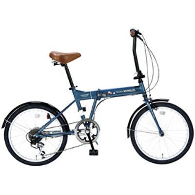 その他 折畳自転車20インチ6段ギア オーシャン MRTS-31665OC