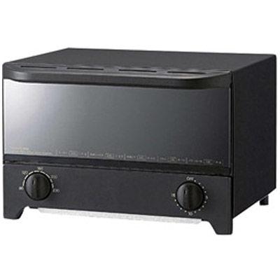 その他 【4個セット】オーブントースター ブラック MRTS-31680