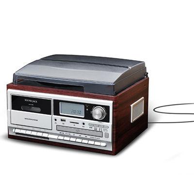 ベルソス マルチレコードプレーヤー VS-M009