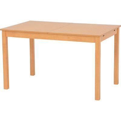 HAGIHARA(ハギハラ) ダイニングテーブル(ナチュラル) VDT-7622NA 2090884100