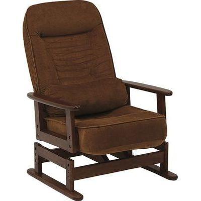 HAGIHARA(ハギハラ) 高座椅子(ブラウン) LZ-4742BR 2101759900