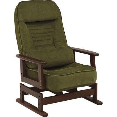HAGIHARA(ハギハラ) 高座椅子(グリーン) LZ-4742GR 2101760000
