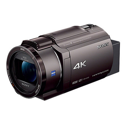 ソニー デジタル4Kビデオカメラレコーダー(チタン) 発売日以降のお届け FDR-AX45-TI【納期目安:3週間】