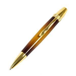 その他 日本製 Air Brush Wood Pen サンバースト ボールペン(ギター塗装)【パーカータイプ/芯:0.7mm】楓/メイプルウッド ds-1997695
