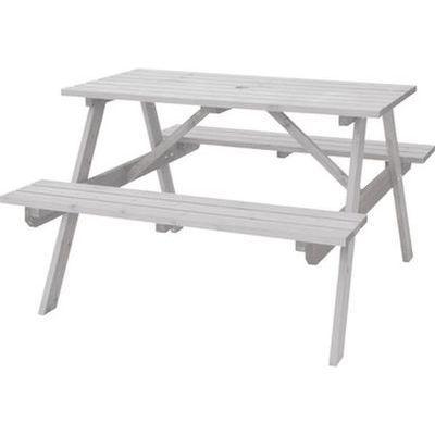 東谷(あづまや) テーブル&ベンチ W120 ODS-92WH