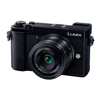 パナソニック デジタル一眼カメラ/単焦点ライカDGレンズキット【単焦点ライカDGレンズ付属】 (ブラック) (DCGX7MK3LK) DC-GX7MK3L-K