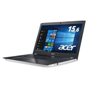 その他 Acer Aspire E 15 E5-576-F78G/W (Corei7-7500U/8GB/1TB/DVD±R/RWドライブ/15.6型/Windows 10Home(64bit)/Officeなし/マーブルホワイト) ds-2020320