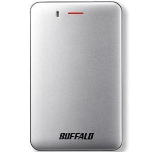 その他 バッファロー 耐振動・耐衝撃 省電力設計 USB3.1(Gen1)対応 小型ポータブルSSD 480GBシルバー SSD-PM480U3A-S ds-1892797