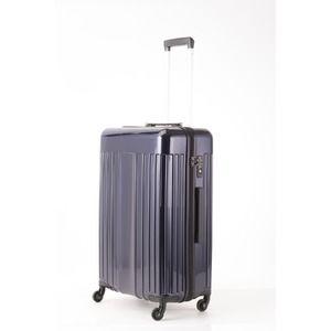 その他 スーツケース/キャリーバッグ 【Mサイズ ブルー】 60L 『マンハッタンエクスプレス ワーゲン』 ds-2024980