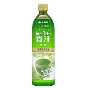 その他 【まとめ買い】伊藤園 毎日1杯の青汁 無糖 PET 900g×24本(12本×2ケース) ds-2035333