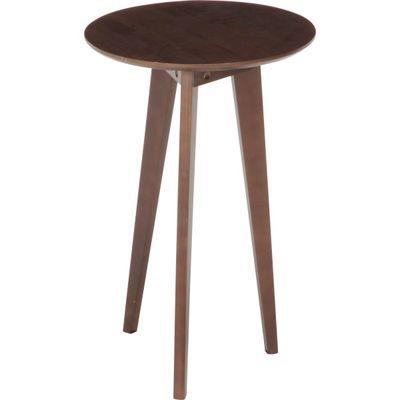 不二貿易 コーヒーテーブル(中) BR HS1405036-2【4個セット】 FJ-31393