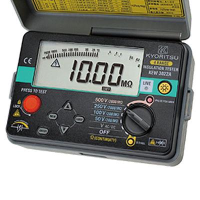 共立電気計器 デジタル絶縁抵抗計 3022A