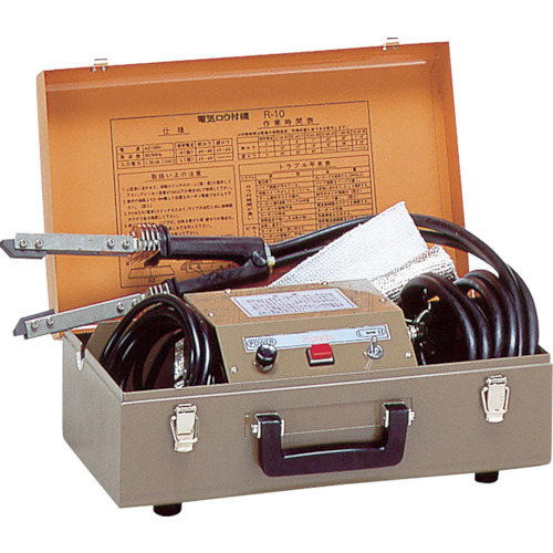 トラスコ中山 アサダ 電気ロウ付機R-10 44027