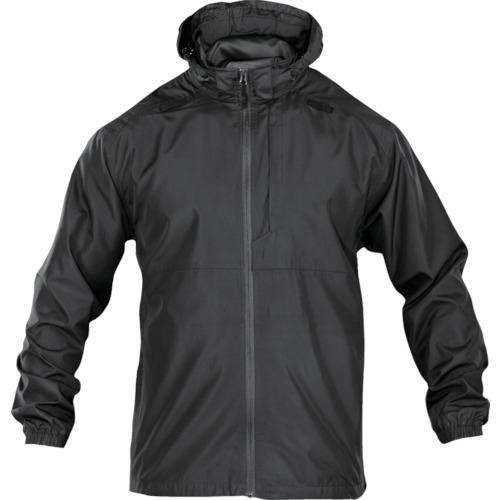 トラスコ中山 5.11 パッカブル オペレータージャケット ブラック XS 48169019XS