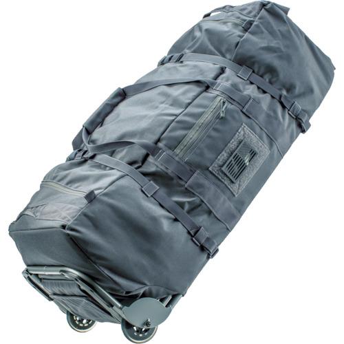 トラスコ中山 FS FirstSpear コントラクターローリングバッグ マナティーグレー 5009000060105800