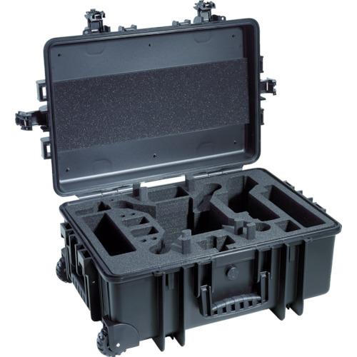 トラスコ中山 B&W プロテクタケース 6700 グレー DJI 6700GDJI4