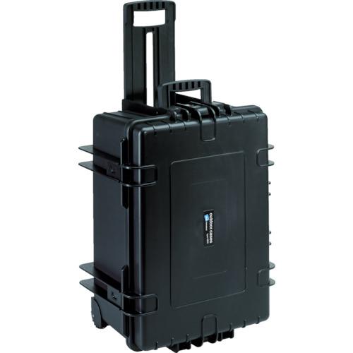 トラスコ中山 B&W プロテクタケース 6800 黒 フォーム 6800BSI