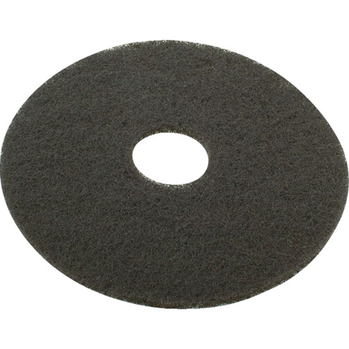 トラスコ中山 ケルヒャー ブラウンディスクパッド 表層剥離用 432mm 5枚入り 95481180