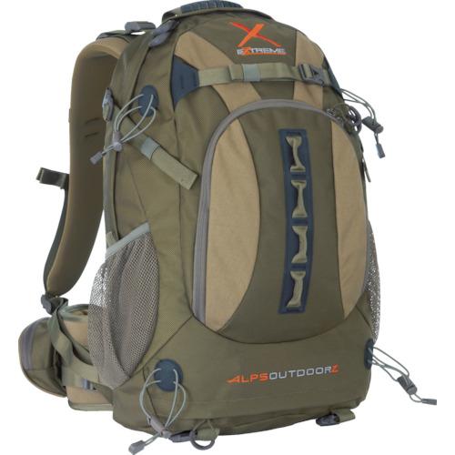 トラスコ中山 ALPS-O パースートX コヨーテブラウン 9972700