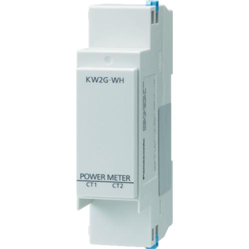 トラスコ中山 Panasonic エコパワーメータ KW2G 連結タイプ AKW2010GB