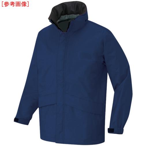 トラスコ中山 アイトス ディアプレックス ベーシックジャケット ネイビー M AZ56314008M