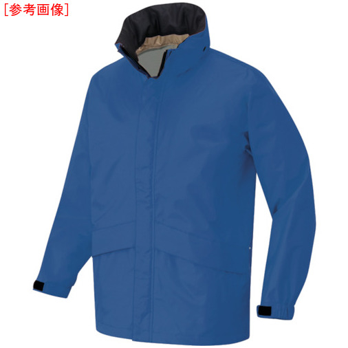 トラスコ中山 アイトス ディアプレックス ベーシックジャケット スチールブルー L AZ56314016L