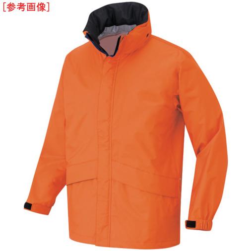 トラスコ中山 アイトス ディアプレックス ベーシックジャケット オレンジ M AZ56314063M