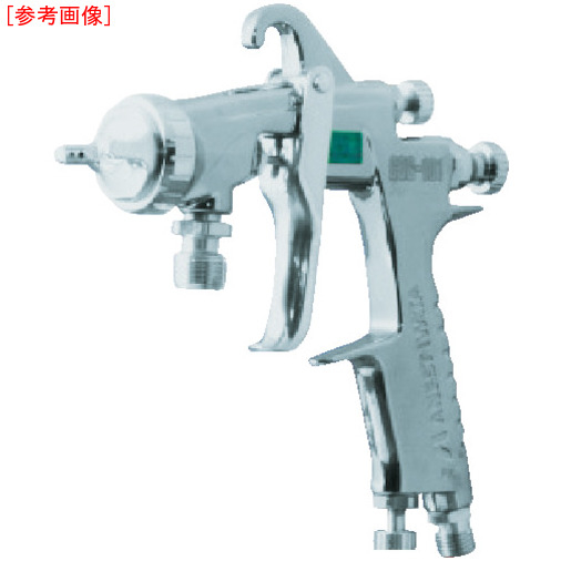 トラスコ中山 アネスト岩田 接着剤用小形スプレーガン ノズル口径1.8mm COG10118