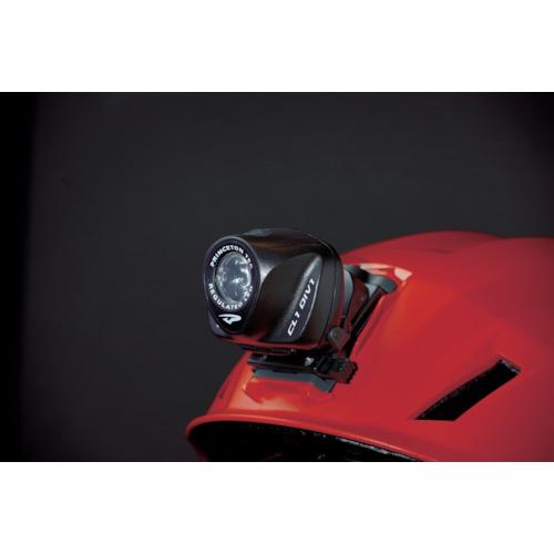 トラスコ中山 PRINCETON LEDヘッドライト EOS セカンド MPLS ブラック EOS2MPLSBK