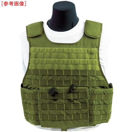 トラスコ中山 US Armor Armor 防弾ベスト MSTV500(6000) ODグリーン M F500777RSODGM
