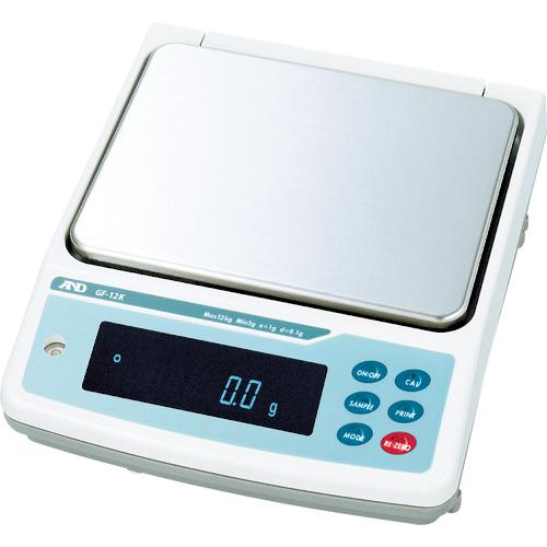 トラスコ中山 A&D 汎用電子天びん0.1g/12kg GF12K