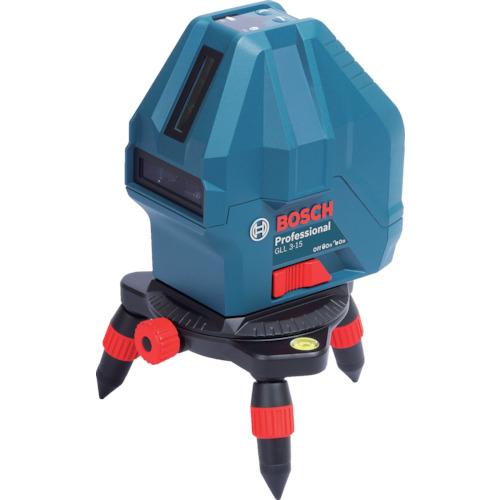 トラスコ中山 ボッシュ レーザー墨出し器 GLL315X