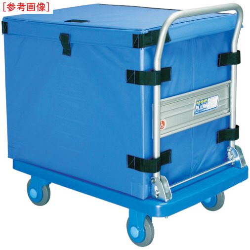 トラスコ中山 カナツー シートボックス565 ブルー HTBOX565B