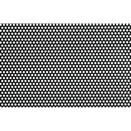 トラスコ中山 OKUTANI 樹脂パンチング 1.0TXD3XP5 910X910 ブラック JPPVCT1D3P5910X910BLK