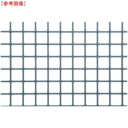 トラスコ中山 OKUTANI 樹脂パンチング 3.0TX角孔20XP23 910X910 グレ JPPVCT3S20P23910X910GRY