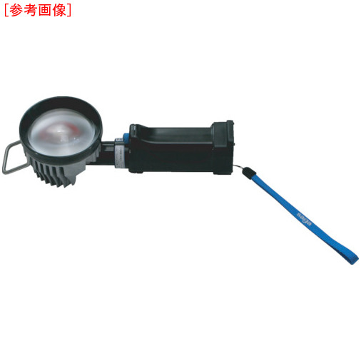 トラスコ中山 saga 12WLED高光度コードレスライトセット 高演色 充電器なし LBLED12LWFLRA