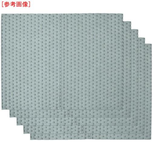 トラスコ中山 テラモト 吸油シート(オイル・水両用)400×500mm (110枚入) MR9394040