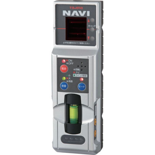 トラスコ中山 タジマ NAVI レーザーレシーバー3 NAVIRCV3