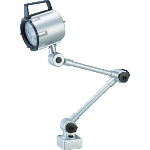 トラスコ中山 日機 防水型LEDスポットライト 9W AC100~120V NLSL15CPAC2MP